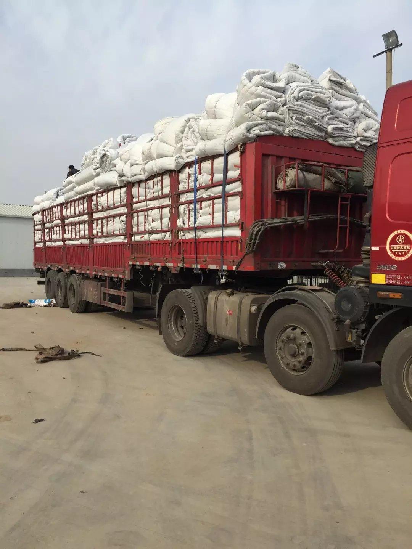 货车棉被,货车棉被哪家好,山东广泰纺织有限公司
