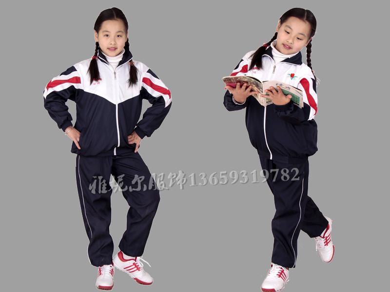 亮麗的西寧市中小學幼兒園校服定制-價格優惠的校服供應,就在雅妮爾服飾有限公司