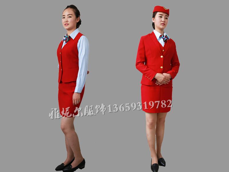 铁路服定做专业定制-想买超值的西宁铁路服就到雅妮尔服饰有限公司