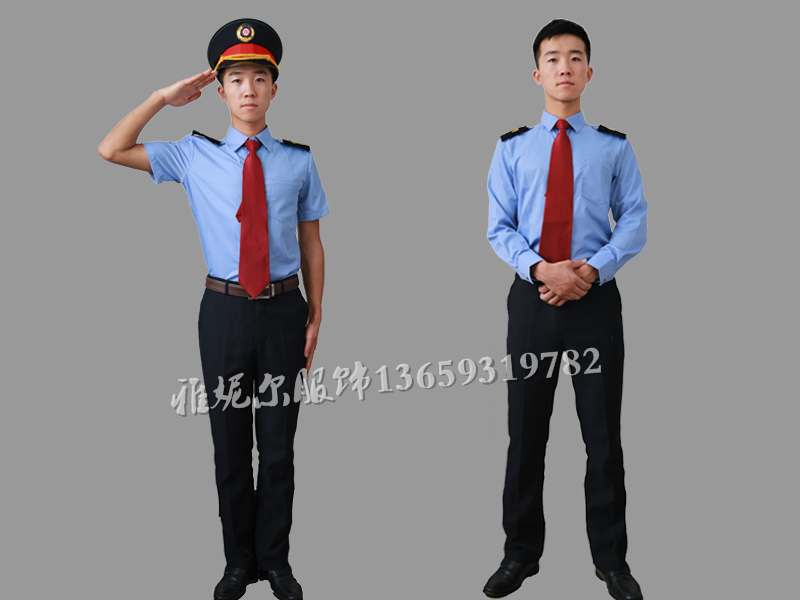 铁路服制服厂家专业定制-甘肃西宁铁路服公司