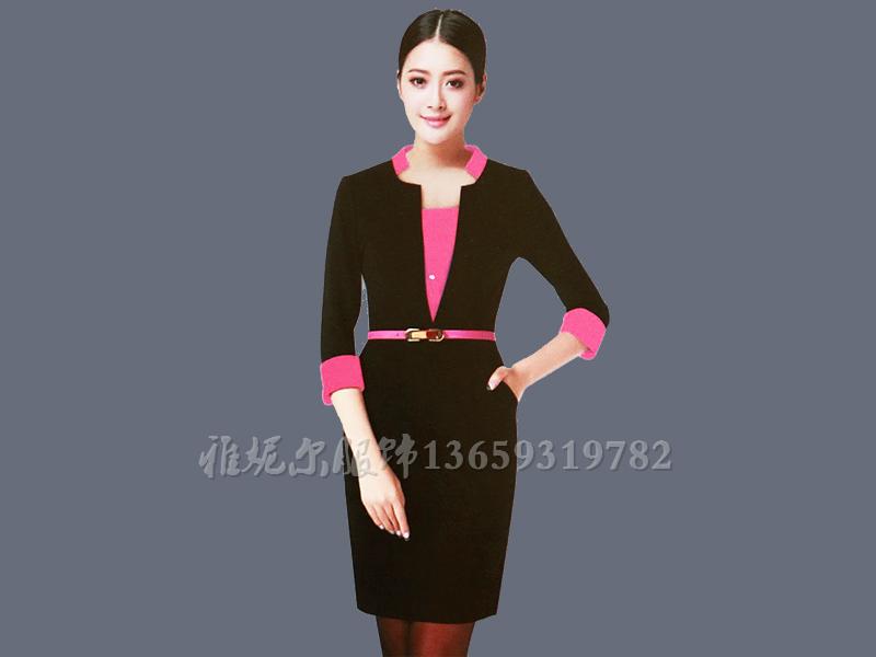 石嘴山职业装定做哪家好-购买西宁女士西服当选雅妮尔服饰有限公司