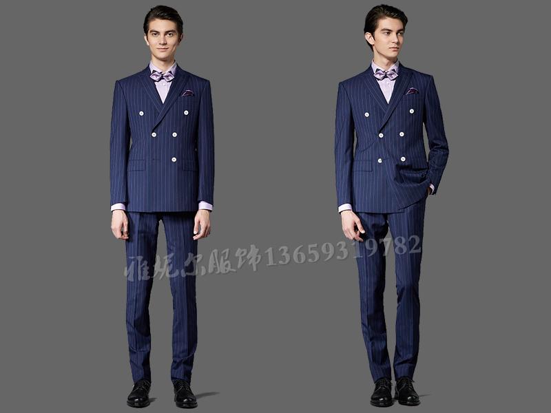 兰州西装订做-雅妮尔服饰有限公司提供有品质的工作服定制服务