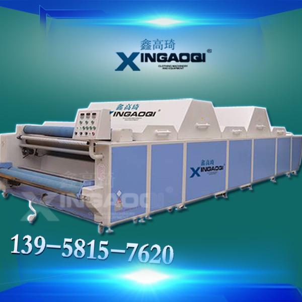 口碑好的鑫高崎大型缩水机6800,杭州高崎服装设备倾力推荐-价格合理的高品质缩水机