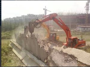 河北混凝土拆除 去哪找有保障的混凝土拆除