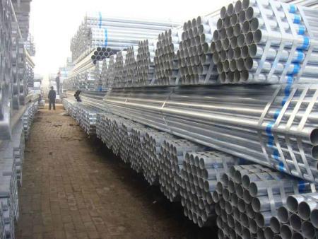 超值的鍍鋅管|河南鍍鋅管批發生產商