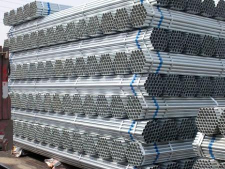 廠家供應鍍鋅管-乾豐鋼管專業供應鍍鋅管