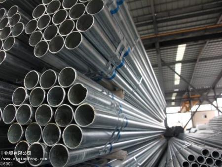 鍍鋅鋼管正大鍍鋅管友發鍍鋅管