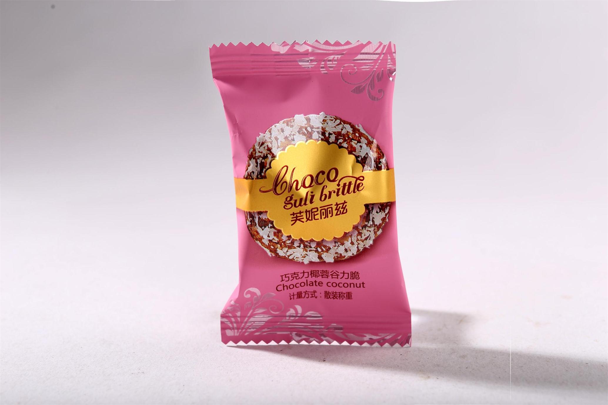 隆兴食品供应报价合理的椰蓉谷力脆 巧克力价位