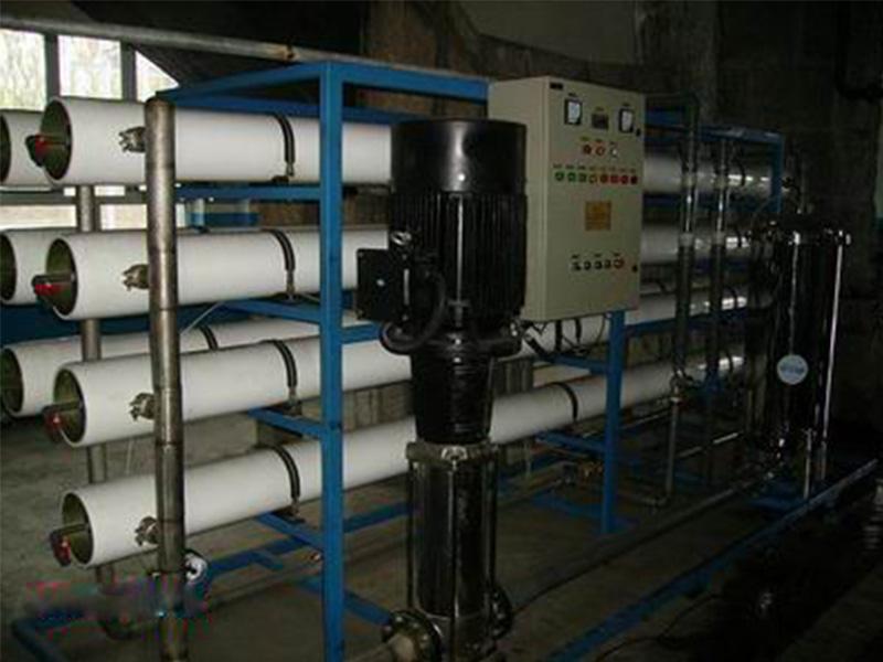 化水设备安装,西宁高质量的净水机_厂家直销
