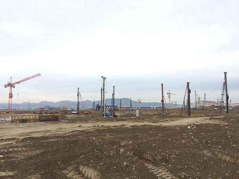 甘肃强夯机出租-甘肃坤达提供专业的灰土挤密桩