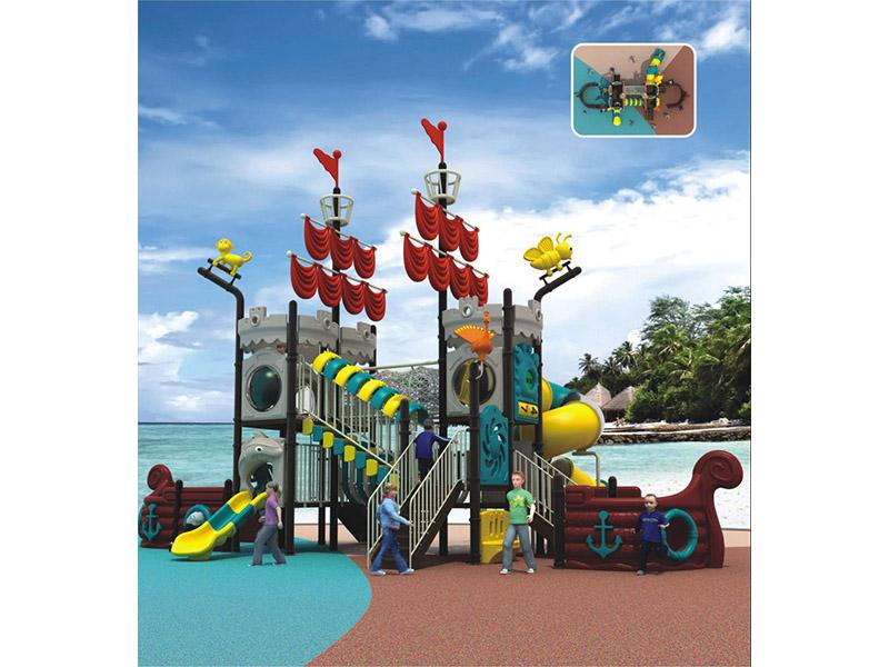 天水幼儿园滑梯哪家好-知名的幼儿园滑梯供应商