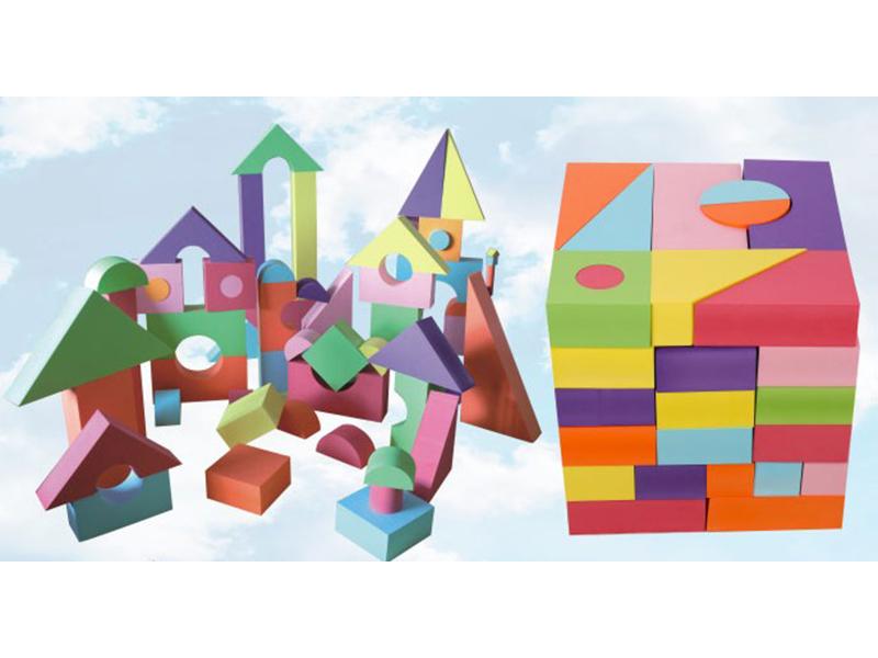 陇南幼儿园积木-甘肃具有口碑的幼儿园玩具供应