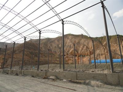 张掖钢结构厂房 甘肃有品质的兰州钢结构厂房服务商