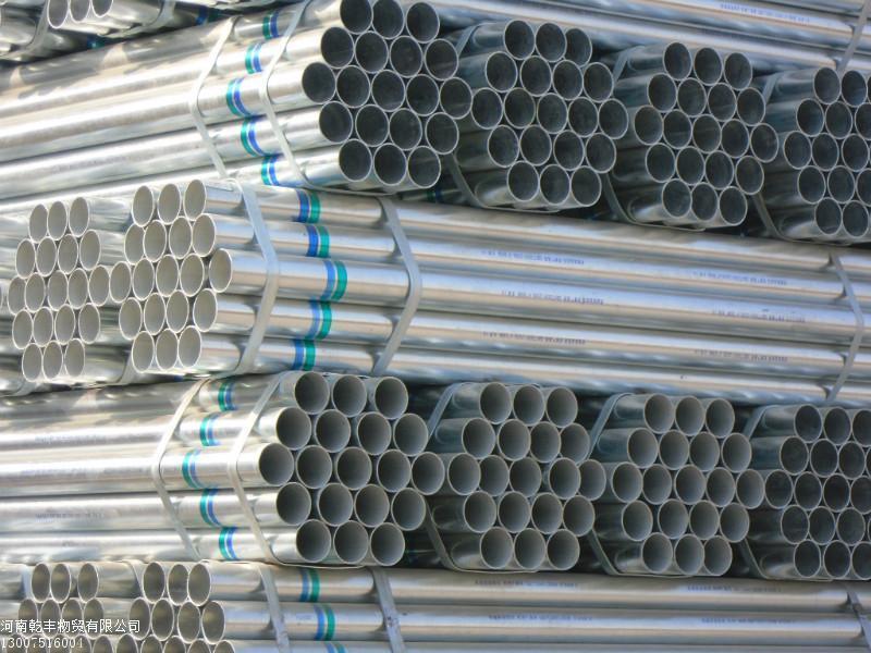 出口鍍鋅管-鍍鋅管價格行情