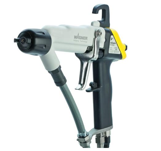 威瓦流体设备GM5000EA油漆静电喷枪怎么样——优质的GM5000EA油漆静电喷枪
