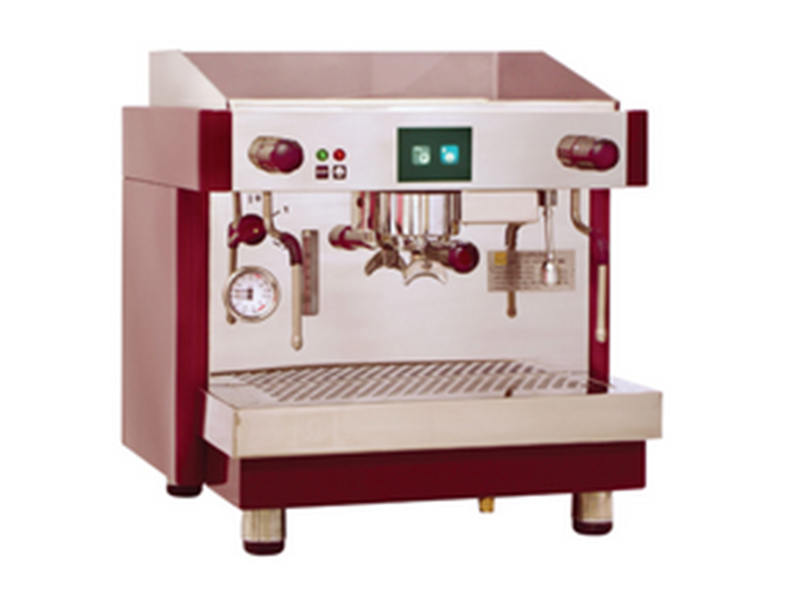 定西半自动咖啡机-推荐兰州新款单头电控半自动咖啡机