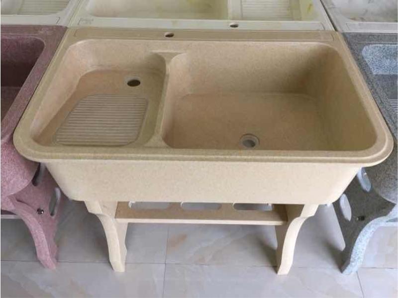石英石洗衣槽专业报价|泉州石英石洗衣槽