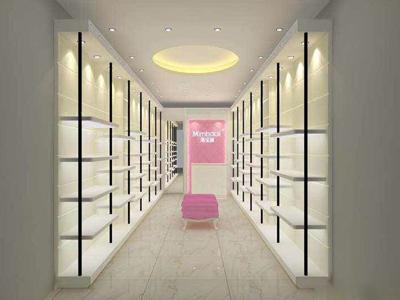 武威化妆品展柜厂家|甘肃兰州化妆品展柜 智慧之选