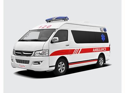 荐-甘肃救护车 兰州救护车 甘南九龙救护车 兰州监护型救护车