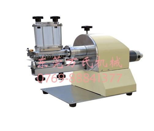 玻璃罐过胶机订做 广东好用的密封式强力上胶机供应