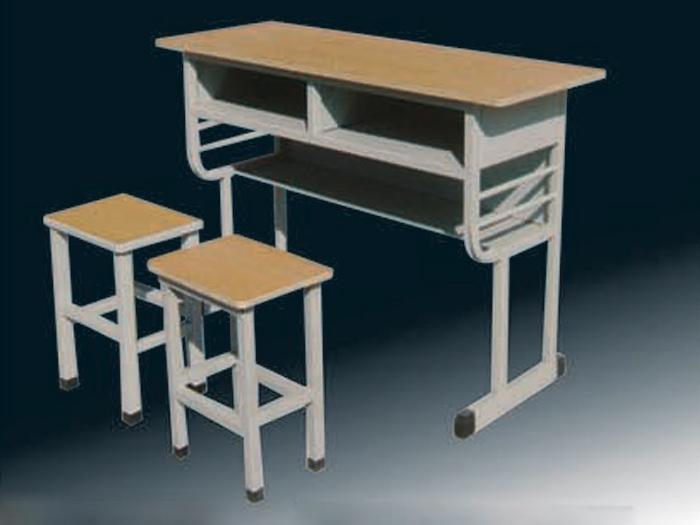 山东教学用组合桌椅-品质好的教�学用组合桌椅哪里买