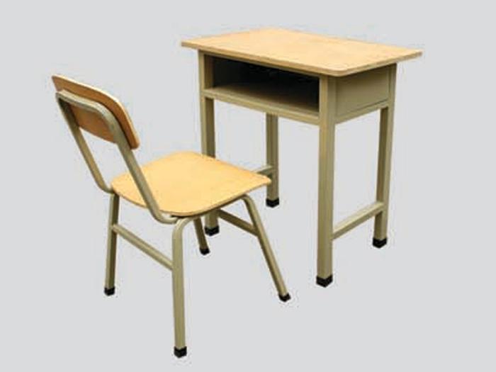 教学用组合桌椅厂_推荐潍坊实用的教学用组合桌椅