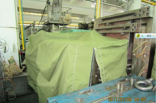 货场盖布厂家-福建专业的帆布防尘防雨罩供应商