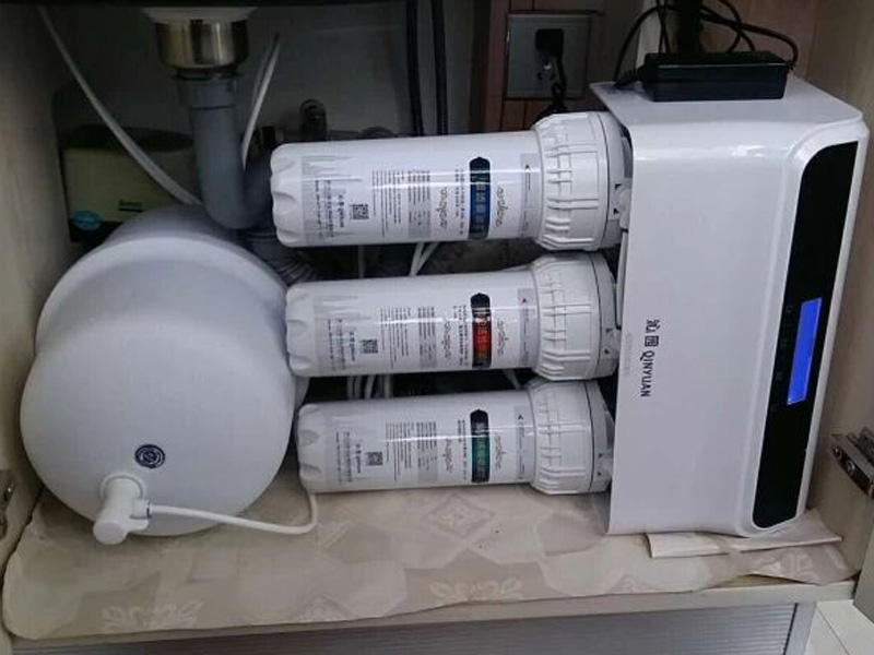 推荐兰州新款反渗透直饮水设备_甘肃桶装水设备