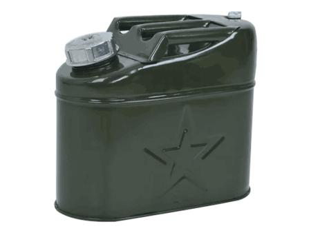 便携式油桶放车里安全吗?