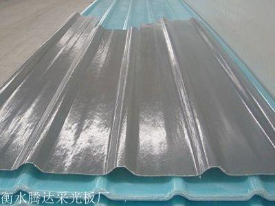 屋面采光板廠家-騰達采光板出售性價比高的屋面采光板