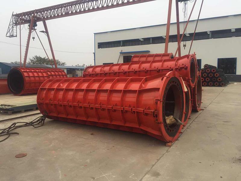 水泥制管设备