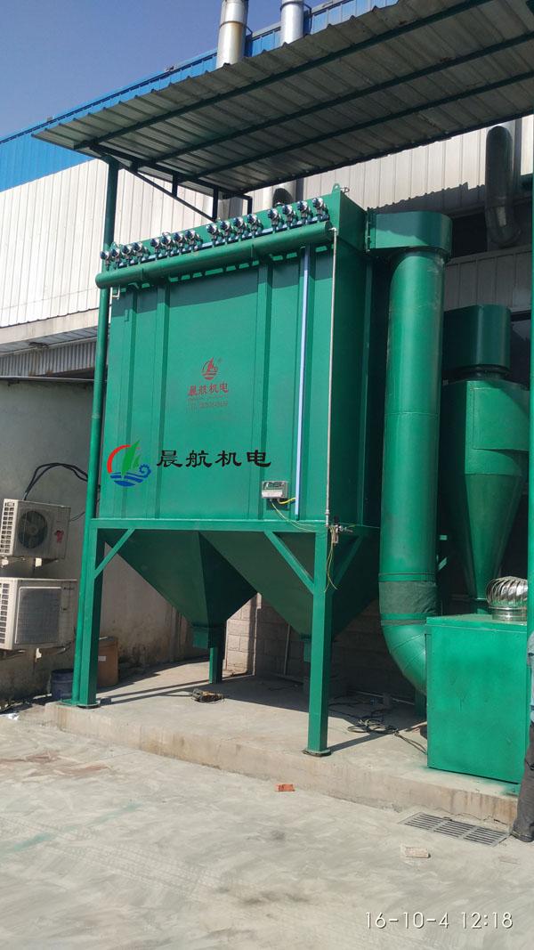 濾筒除塵設備廠家 鄭州區域有信譽度的濾筒除塵器廠家