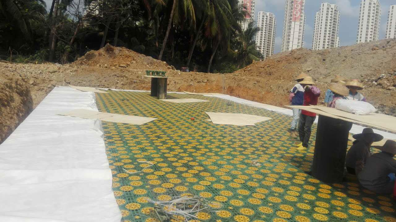 宁德雨水收集公司|质量优良的雨水收集模块供应