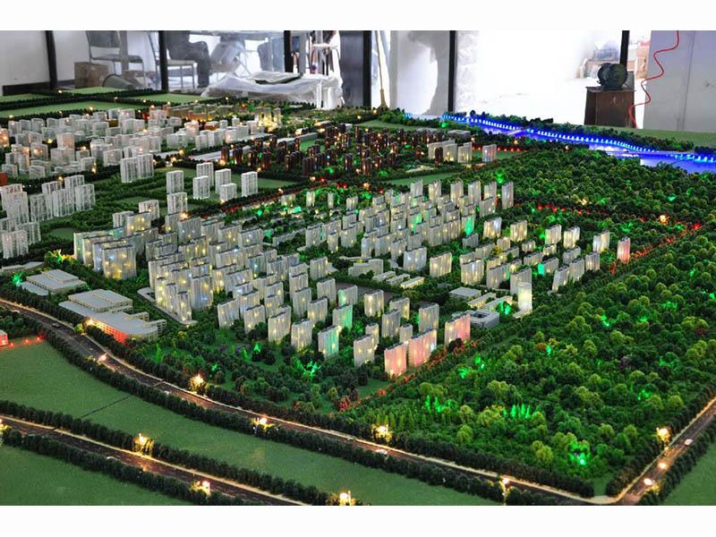 甘肅規劃模型-甘肅值得信賴的規劃模型設計公司