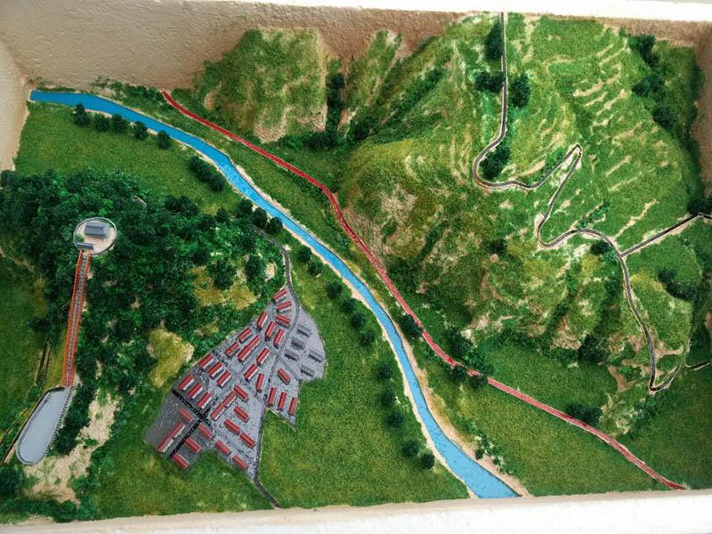 知名的规划模型设计公司——筑影沙盘 兰州规划模型