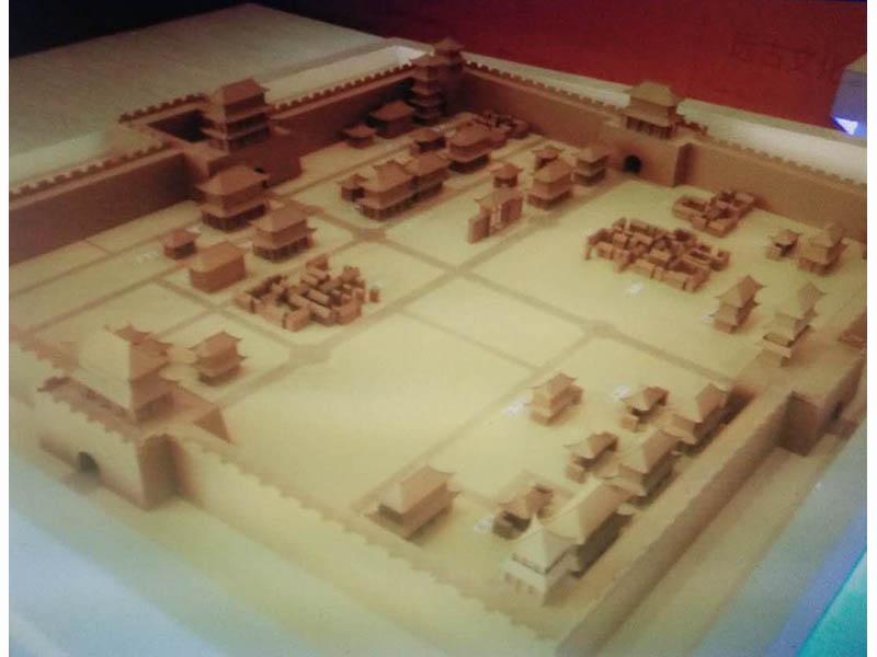 銀川建筑模型-哪家建筑模型公司好