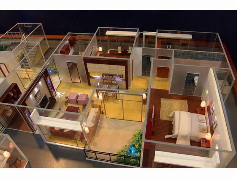 甘南建筑模型設計公司哪家好-蘭州建筑模型制作
