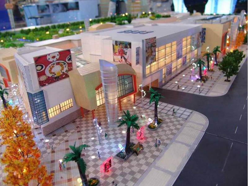 甘肅建筑模型_哪里可以定做建筑模型