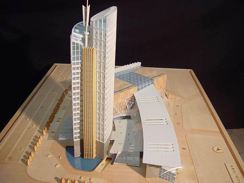 銀川建筑模型_高水平的建筑模型設計公司