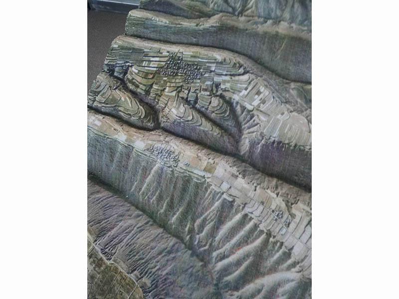 兰州军事地形沙盘|想找诚信的军事地形沙盘设计,就来筑影沙盘
