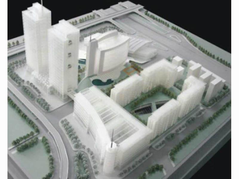 甘肃建筑模型公司推荐-银川建筑模型设计
