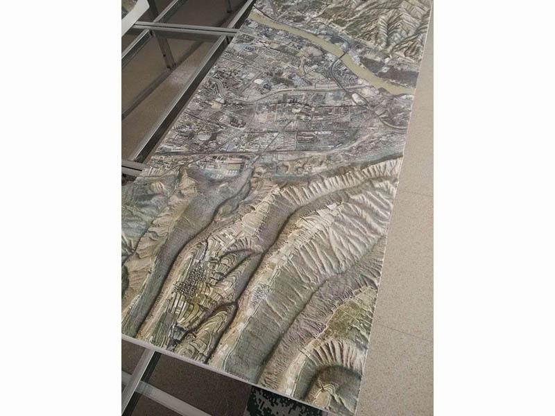 兰州军事地形沙盘设计哪家专业-兰州军事地形沙盘设计