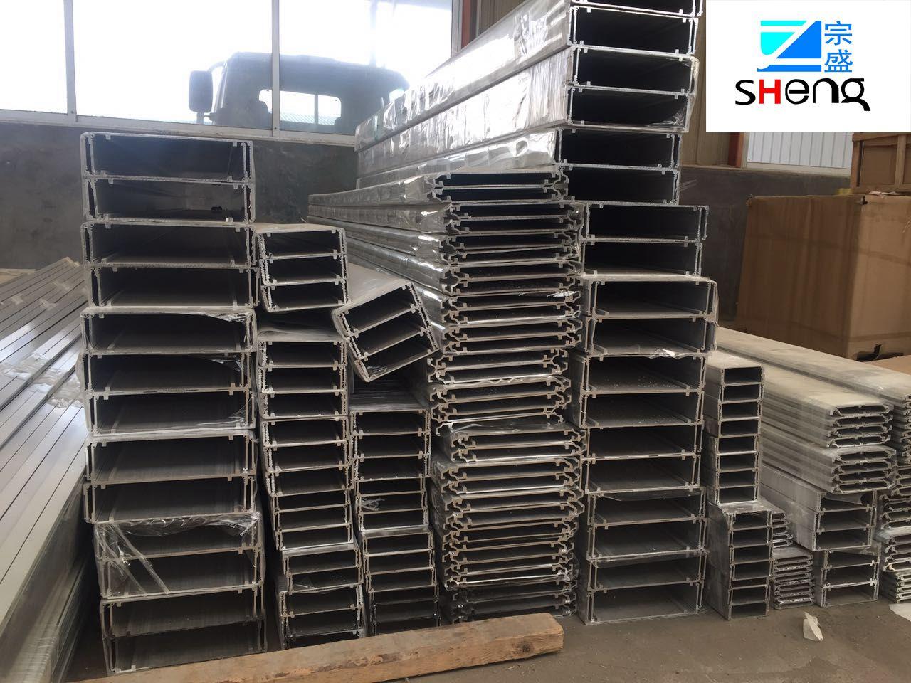 订做铝合金汽车行李架-供应潍坊质量好的电脑壳型材