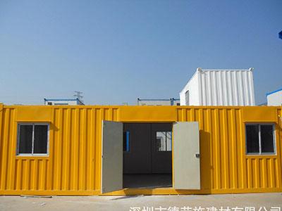 兰州彩钢箱式房出租厂家|甘肃优良彩钢箱式房