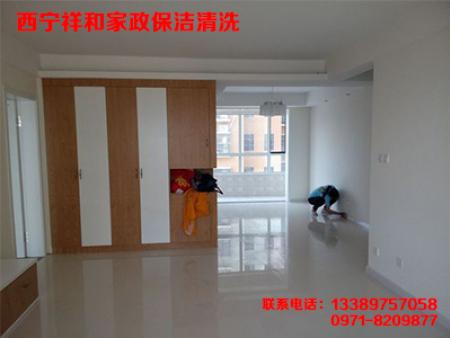 黄南工程开荒保洁-青海合格的青海保洁家政公司推荐