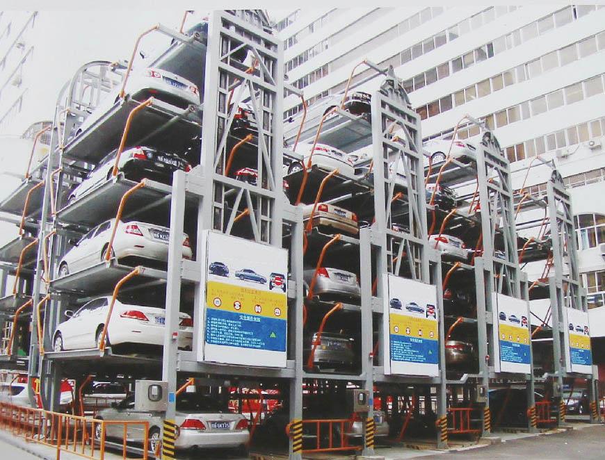 青海立体车库哪家便宜-想买口碑好的立体车库-就来甘肃壹城壹家电梯