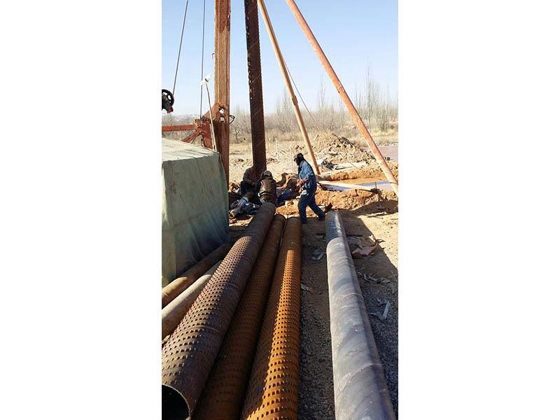 西宁水井工程公司|甘肃飞天钻井工程可信赖的水井工程推荐