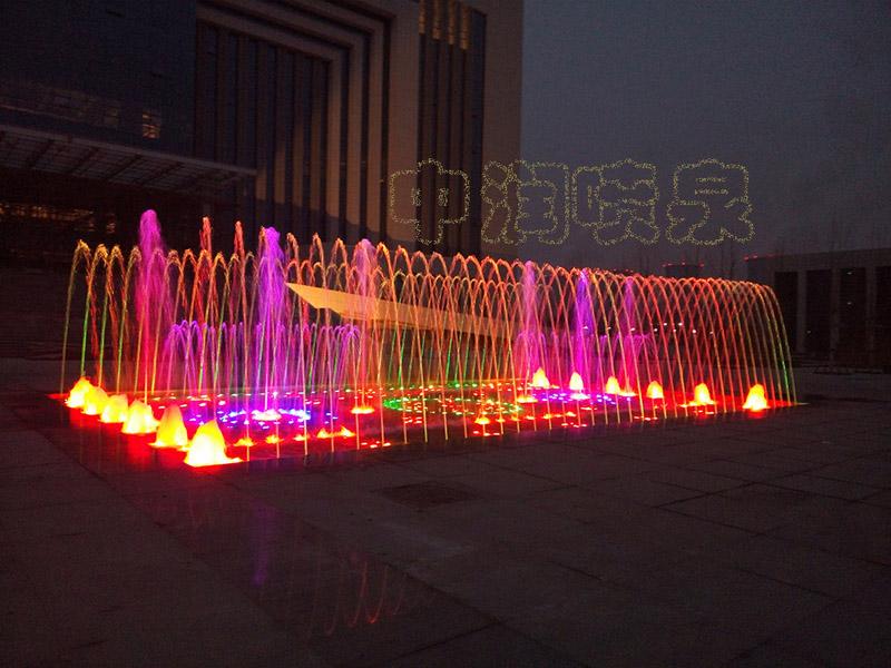 音乐喷泉配件-山东可靠的音乐喷泉供应商