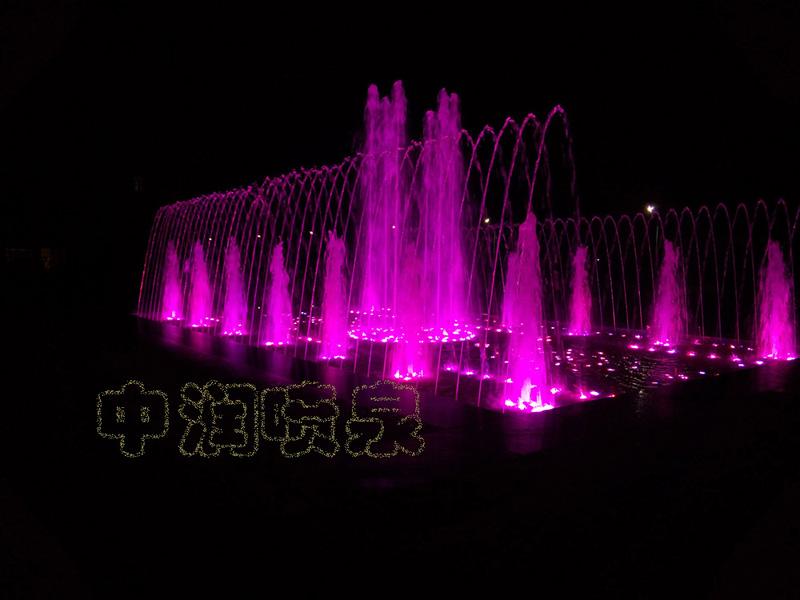程控喷泉价格-中润喷泉物超所值的程控喷泉新品上市