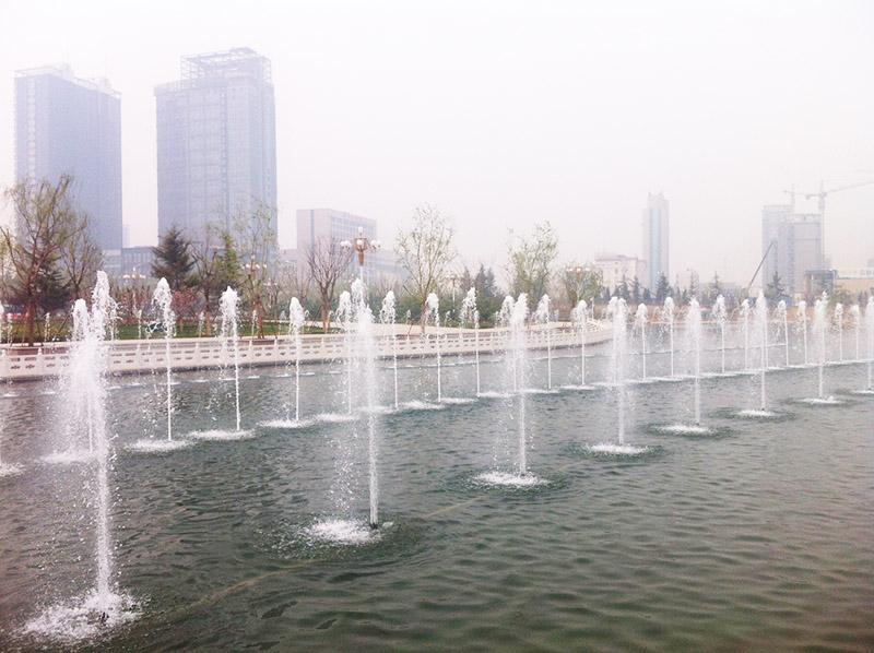 潍坊超高喷泉-口碑好的趣味喷泉火热供应中
